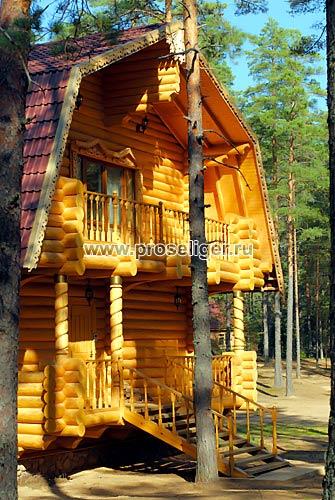 Одноэтажного четырехкомнатного дома
