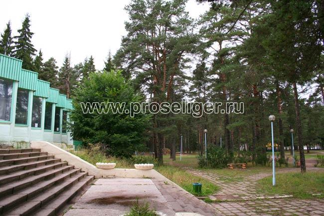 Базы отдыха, турбазы Нижегородской области